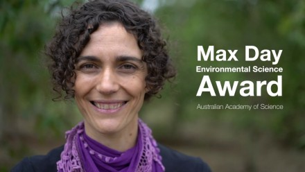 Can we predict bushfires from space?—Dr Marta Yebra, ANU