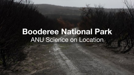 ANU Science on Location: Booderee National Park