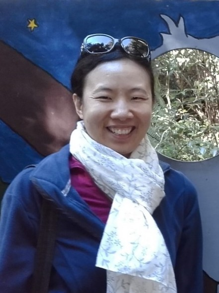Photo of Dr Baihua Fu