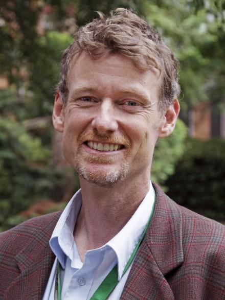 Photo of Associate Professor Gibbons