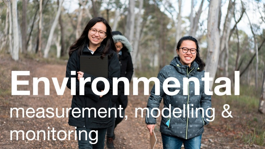 Environmental measurement, modelling and monitoring