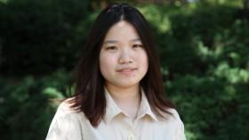 Masters Graduate Yiwen Chen